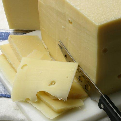 Herrgårdsost cheese from Sweden