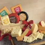 Cheese Crate Gift Assortment from The Wisconsin Cheeseman