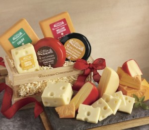 cheese crate gift