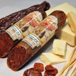 All-Natural Italian Cheese and Salami Gift Box