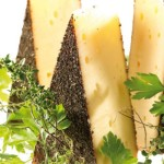 Austrian Cheese Seasoned with the Finest Herbs